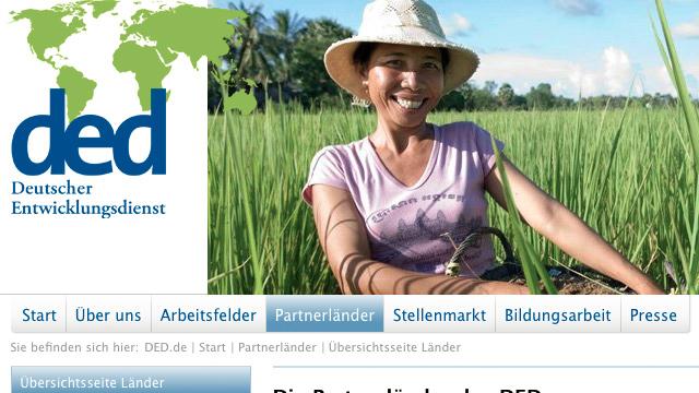 Deutscher Entwicklungsdienst