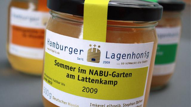 Hamburger Lagenhonig