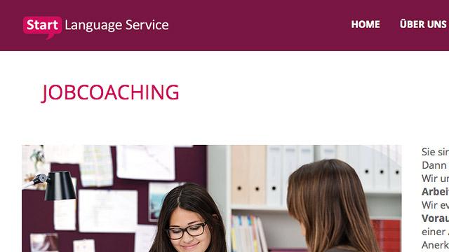 Start Language Service
