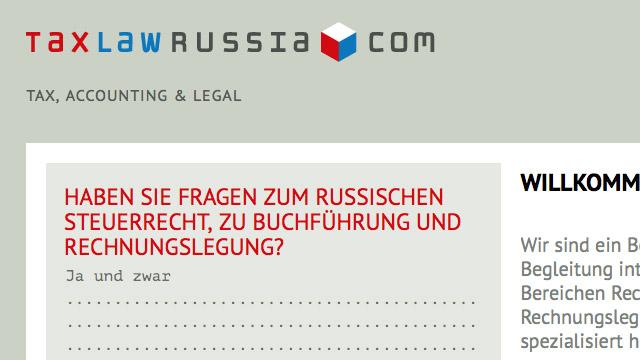TaxLawRussia.com